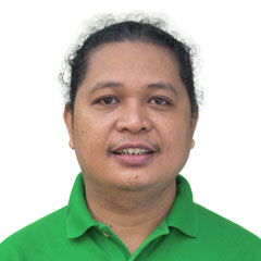 Headshot of Allan Bantasan - Vocational & Technical Skills Coordinator of Street Education & Protection Unit