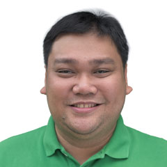 Headshot of Dr. Herbert Q. Carpio - Executive Director of Childhope Team
