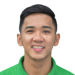 Headshot of Francis Aquino - Street Educator of Street Education & Protection Unit
