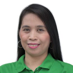 Headshot of Loida Buhian - HR and Administrative Officer