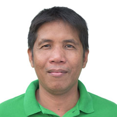 Headshot of Melchor Amante - Skills Development Coordinator of Street Education & Protection Unit