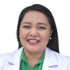 Headshot of Dr. Josefina Pamela Carpio - Mobile Health Clinic Coordinator of Street Education & Protection Unit