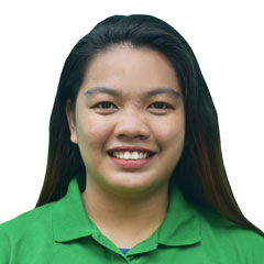 Headshot of Reia Anne Sotto - Street Educator of Street Education & Protection Unit