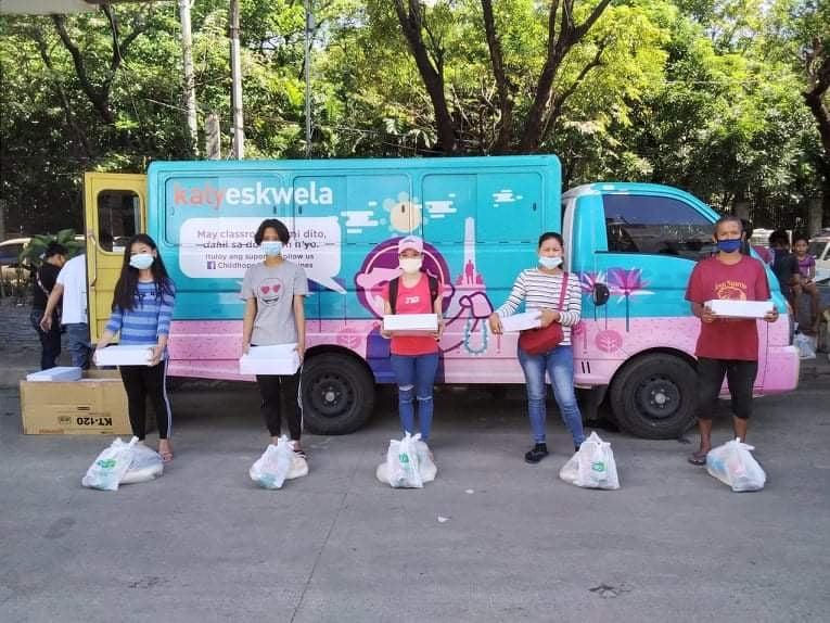 Childhope Philippines advocacy campaign includes KalyEskwela