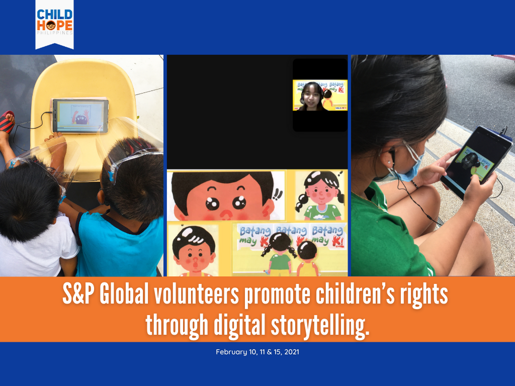S&P-Global launched a digital storytelling campaign to promote the importance of technology in education for children
