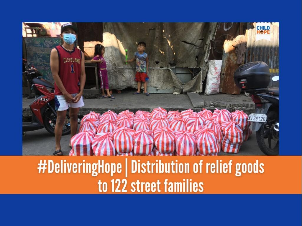 What is advocacy for Childhope Philippines? Delivering hope campaign for street children