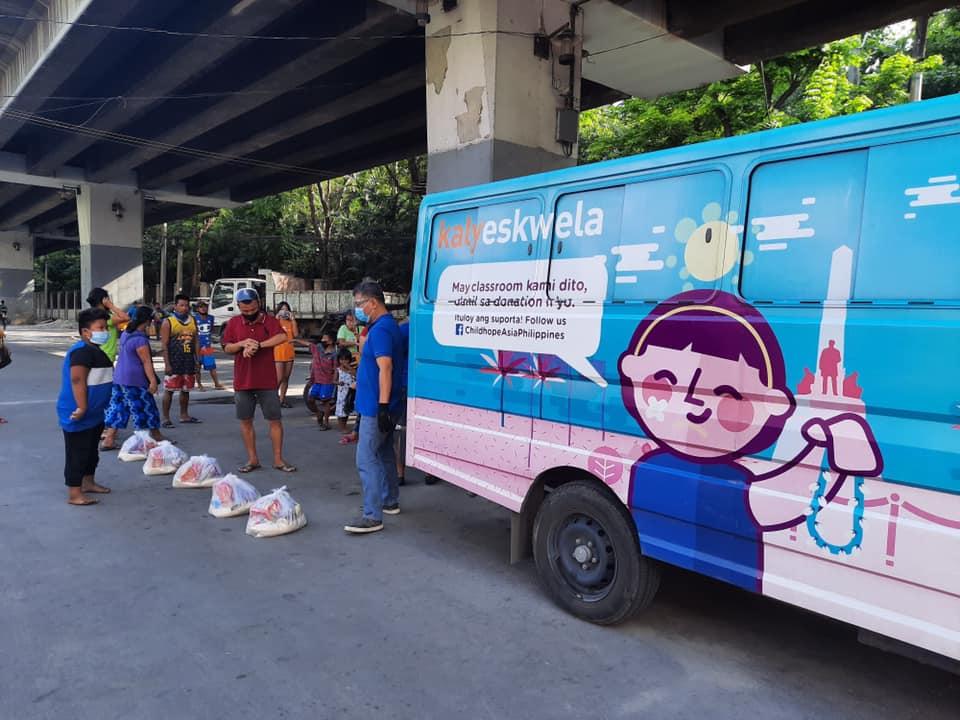 Childhope Philippiness Kalyeskwela Program