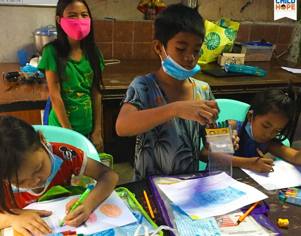Childhope Philippines develops programs aiming to advocate for children's right to education