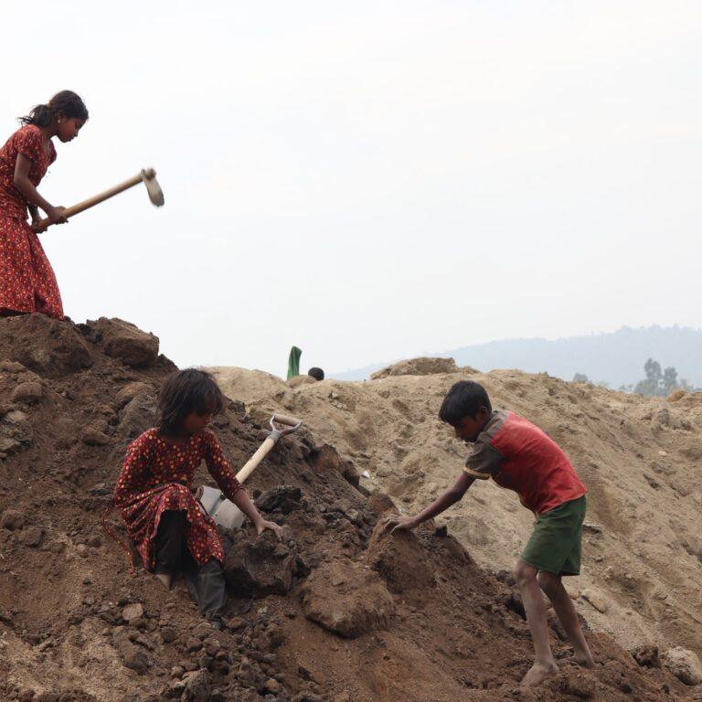 child labor in Central Asia