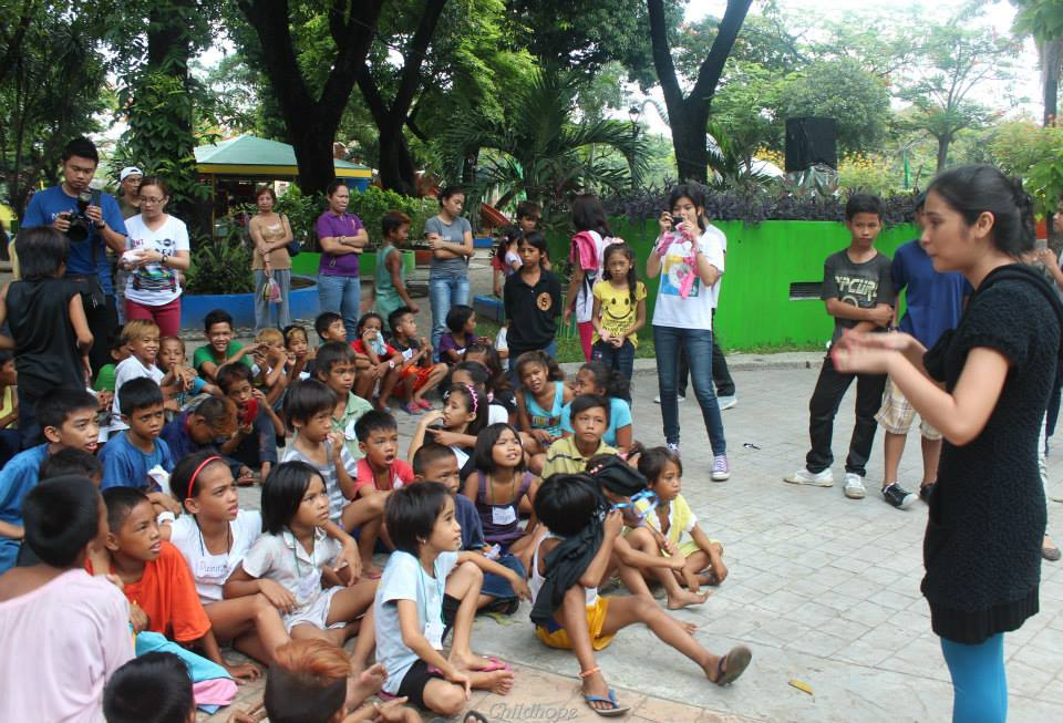 Childhope Philippines advocates to end child labor through free education
