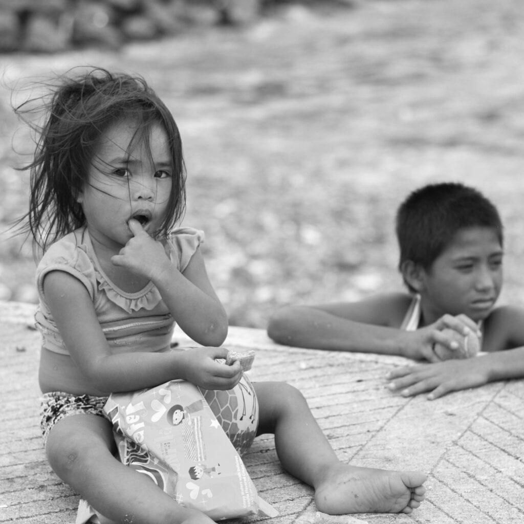 street children in poverty