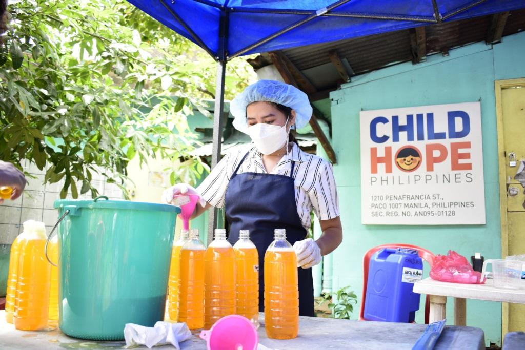 Childhope Philippines Street Youth Empowerment Program